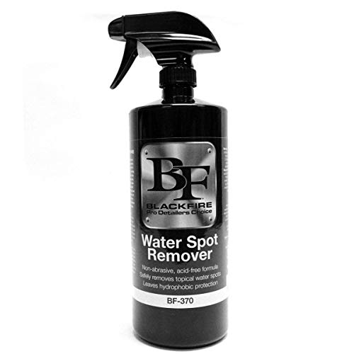 Blackfire Pro Detailers Choice BF-370 Water Spot Remover, 32 oz.