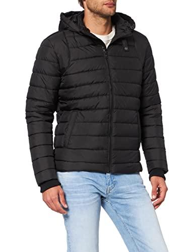 LTB Jeans Meyoso Chaqueta calentadora, Black 200, M para Hombre