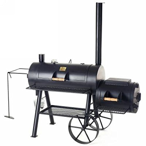 "Joe\'s Barbeque Smoker 16"" Reverse Flow"