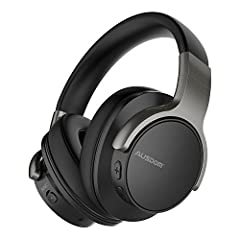 PREMIUM SOUND QUALITY HEADPHONES: Featuring an advanced acoustic design of dual 40mm large-aperture driver units to deliver a faithful and natural audio playback. This masterpiece of our acoustic engineers combines the perfect tuning & ear engineerin...