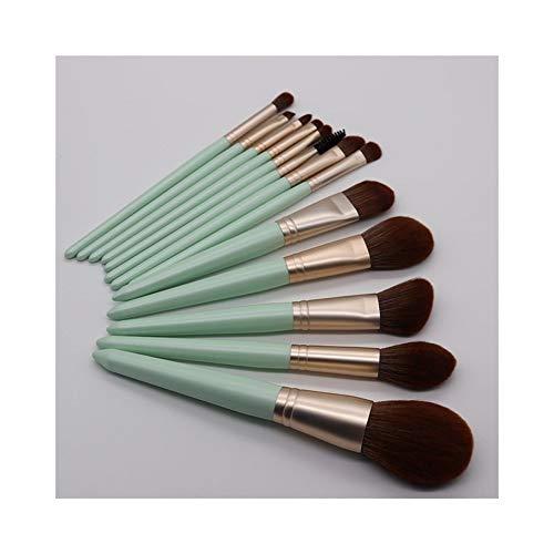 Beauty Brush 13 Make-up Brush Set Beginner Make-up Gereedschap Een Volledige Set Oogschaduw Penseel Foundation Blozen Losse Poeder Penseel Oogpenseel