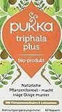 Pukka Bio-Nahrungsergänzungsmittel Triphala Plus, 60 Kapseln