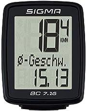 Sigma Sport BC 7.16 Fietscomputer