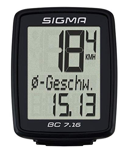 Sigma Sport -   Sigma BC 7.16
