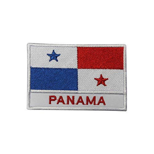 Oman-Flagge, bestickt, zum Aufbügeln oder Aufnähen, für Kleidung etc.