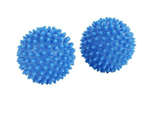 Wenko Trocknerbälle, PVC, Blau, One Size, 2
