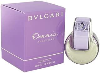Bvlgari Omnia Amethyste Eau De Toilette Spray 65 ml. 2.2 oz