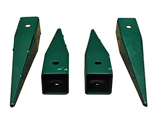 Selections Ground Spikes for Wooden Garden Arch (Pack of 4)