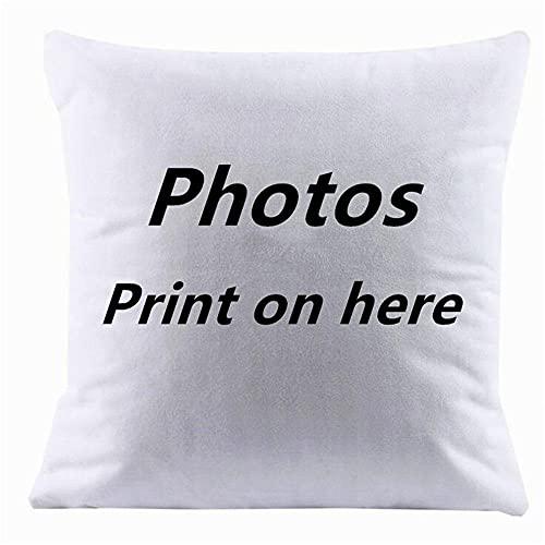 Cojines Para Sofa Fundas De Cojín Funda Cojines Fotografías De Diseño Imprimir La Vida Útil De La Boda Fotos De La Mascota Personalizar Niños Regalo Amigo Hogar Cojín Cubierta Funda De Almohada Decora