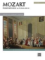 Mozart Piano Sonatas: K. 279-284; K. 309-311 (Alfred Masterwork Library)