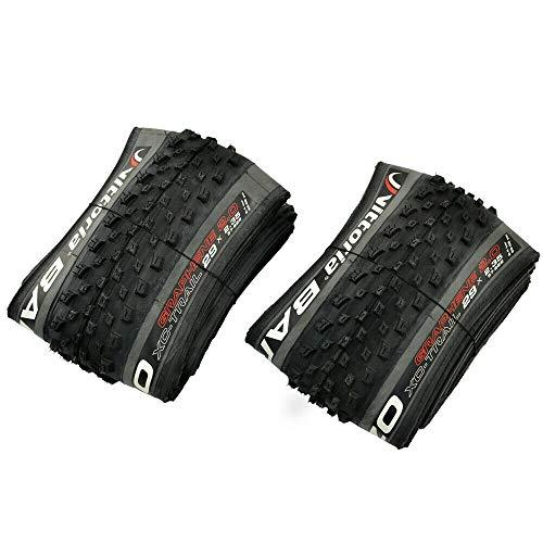 Vittoria Barzo G2.0 29x2.35 TNT XC Trail Caring Fold TLR Neumático, 2 Neumáticos, VT2222