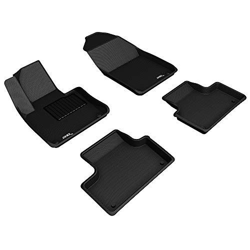 Bester der welt Volvo XC60 Plug-in Hybrid T8 2017-2020 3D MAXpider Allwetter-Fußmatten für kundenspezifische Fußmatten…