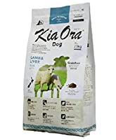 KiaOra キアオラ ドッグフード ラム&レバー 2.5kg グレインフリー 羊 全犬種 全年齢