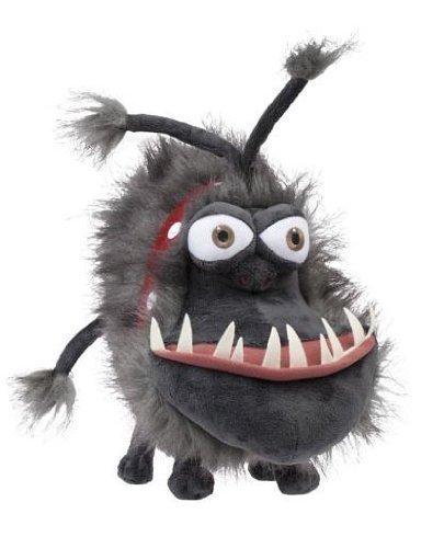 "Despicable Me Minion Plush Dog - Kyle 12"" Black, OneSize"