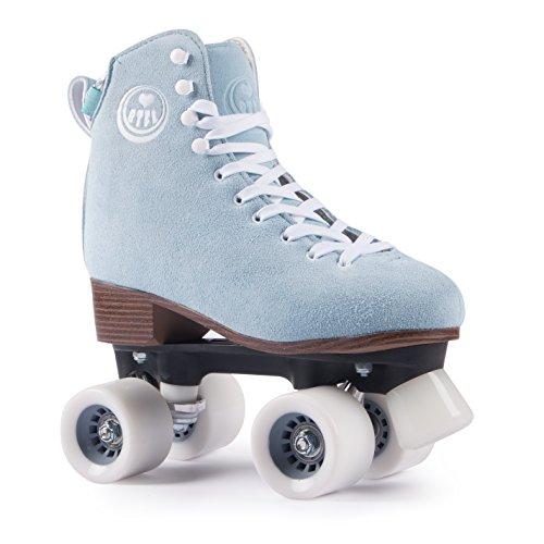 BTFL Trends- Rollschuhe,Discoroller Scarlett Pro, für Damen, Mädchen, Discoroller, Rollerskates,Blau,EU: 36