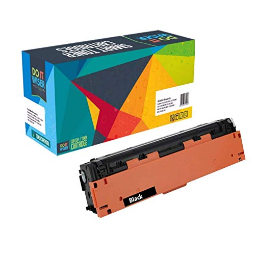 Do it Wiser Compatible Toner Cartridge for HP 201X HP CF400X CF403X CF402X CF401X for HP Color Laserjet Pro MFP M277dw M252dw MFP M277n M252n - High Yield 5 Pack Photo #9