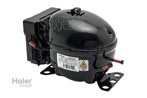 Original Haier-Ersatzteil: Kompressor für Kühlschrank, Weinkühlschrank Herstellernummer SPHA00940747 | Kompatibel mit den folgenden Modellen: BD-181TAA;HF-220WSAA;HF-255WSAA;C2FE736CFJ;C2FE736CWJ;uvm