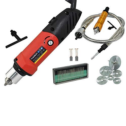 Perceuses Électriques Graveur électrique mini perceuse bricolage perceuse perceuse électrique gravure stylo broyeur outil rotatif mini broyeur