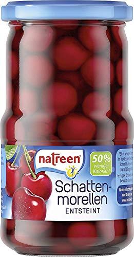Natreen - Schattenmorellen entkernt - 340g/185g