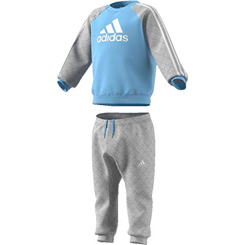 Adidas Performance jongens joggingpak tweedelig