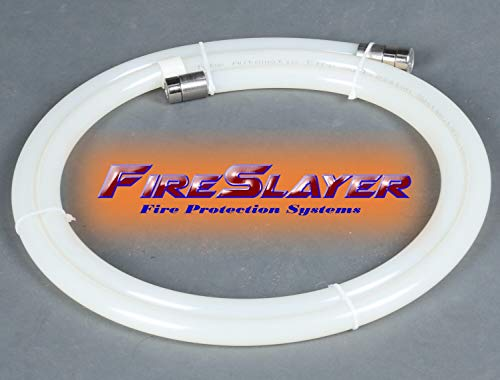 FireSlayer Automatic Fire Suppression Automotive RV Tube Extinguisher