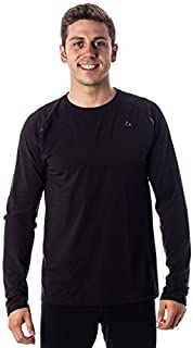 Paradox Men's Performance Heavyweight Crew Neck Base Layer Long Sleeve