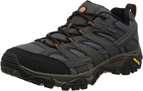 Merrell Moab 2 GTX, Zapatillas de Senderismo para Mujer, Gris (Beluga), 37 EU