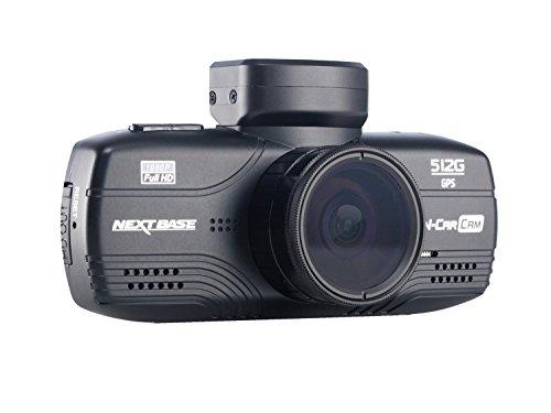 Nextbase NBDVR512G In Car Dash Cam Camera DVR Dashboard Digital Driving Video Recorder 512G Anti-glare Polarising Full 1080P HD Black,3.4 x 5.6 x 6.5 cm (DXWXH) Logo