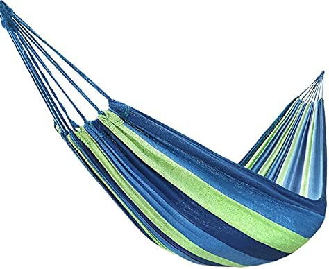 Outdoor Camping Nylon Bombing new work 85CM A surprise price is realized Hammock Black