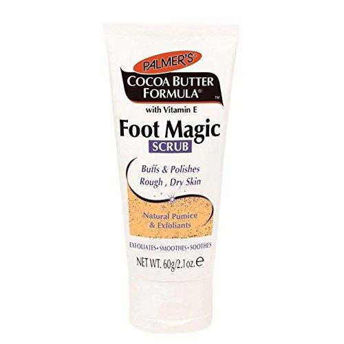 Palmer's Cocoa Super special price Butter Fixed price for sale Formula Magic 60g Foot Scrub