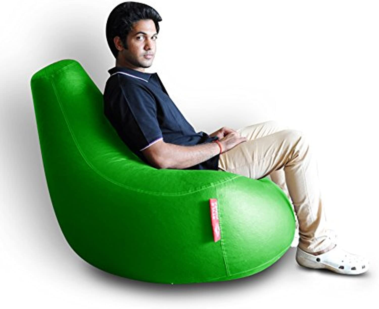 Style Homez Gamer Chair XXL Size Green Cover Only
