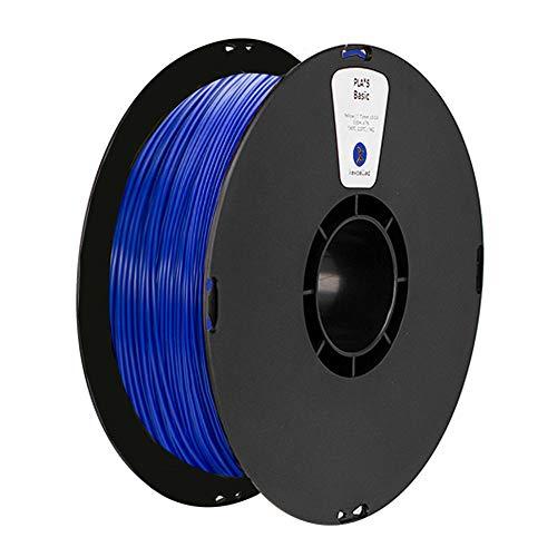 ABA 3D-Druckerfilament 1,75 mm, Schlagfestigkeit, Wärmebeständigkeit, Niedertemperaturbeständigkeit, 1 kg-Blau