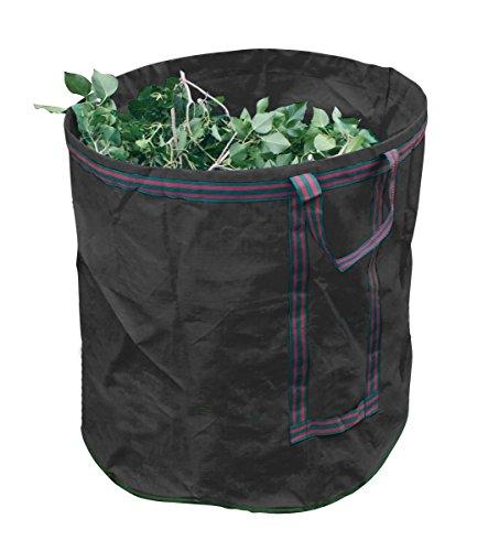 Garland Grand sac à déchets de jardin en plastique réutilisable 66 x 76 cm