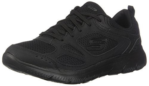 Skechers Skech-Flex - Ultimate Reality, dames Low-Top Sneakers
