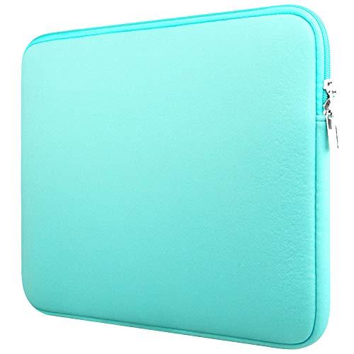 11.6 Pulgadas MacBook Air/Pro, Funda para PC/Impermeable Ordenador Portátil Caso/Estilo Elegante Bolsa Protectora para 11-11.6 Pulgadas Laptops Acer DELL HP Lenovo Samsung ASUS Fujitsu,Menta Verde 1