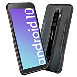 Moviles Resistente Outdoor 4G, Blackview BV6300 Android 10 Impermeable Smartphone, 3GB+32GB SD- 128GB, 5.7'' 11,6 mm Ultrafino, 13MP+8MP, IP68/IP69 Móvil Libre Antigolpes, Dual SIM/GPS/NFC/Face ID