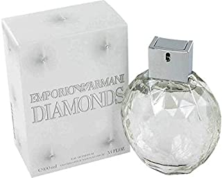 Emporio Armâni Diamonds by Giòrgio Armâni Eau De Parfum Spray for Women 3.4 oz. 100 ml.