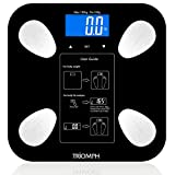 Best Bodyfat Scales - Triomph Body Fat Scale, Digital Bathroom Scale Body Review