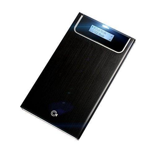IODD 2531 USB 3.0 External Festplattengehäuse [Virtuelle DVD Blu-ray ROM / VHD / Booting / SSD / HDD / 2.5] (1 Bündel)
