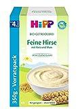 HiPP Feine Hirse, glutenfrei, 4er Pack (4 x 350 g) -