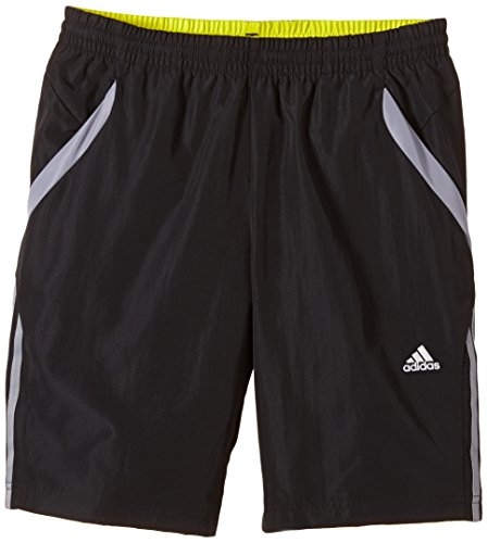 adidas Jungen Shorts Clima Classic, Schwarz/Grau, 140, Z32047