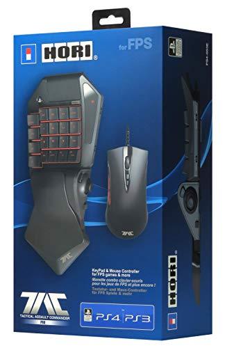 PS4 T.A.C PRO (Mechanische Tastatur & Maus für PS4/PS3/PC) [PlayStation 4, PlayStation 3, Windows 8, Windows 7, Windows XP]
