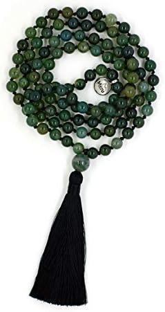 Premium Mala Beads Necklace 8mm 10 Popular Japa - Sales results No. 1