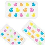 Aprice Kids Baby Bathtub Mat Non Slip Shower Bath Mat for Child Used