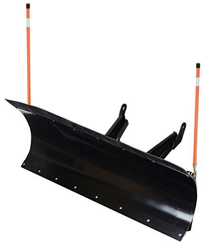 MotoAlliance DENALI 72' Pro UTV Snow Plow BLACK Midsize Ranger 400, 500, 570, 800