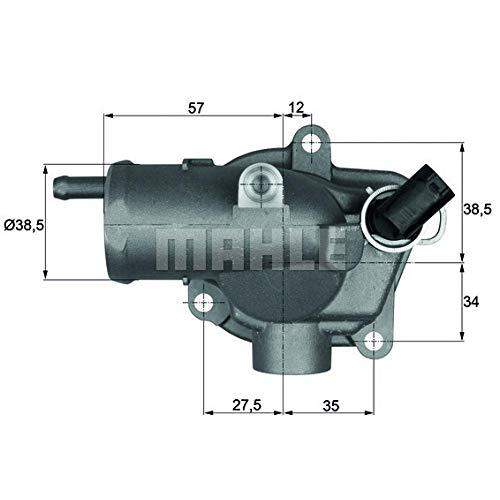 MAHLE Original TI 30 92 Thermostat, Kühlmittel