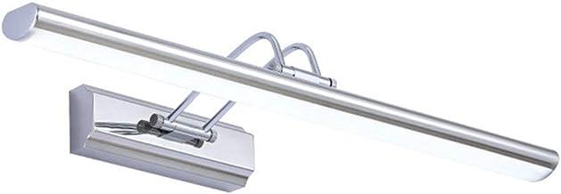Spiegellampen, Moderne Minimalistische LED Roestvrij Staal Badkamerspiegel Voor-Licht Huishoudelijke Milieubescherming Roe...