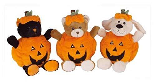 Chadog Animaux Halloween Lot 3 Pièces 22 Cm 22 Cm