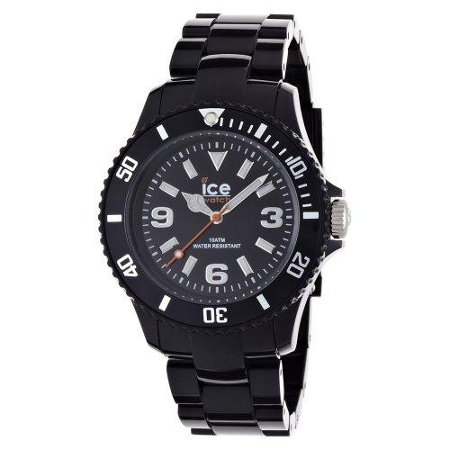 ORIGINAL ICE Watch Uhren Solid Unisex Uhrzeit Schwarz - sd.bk.u.p.12