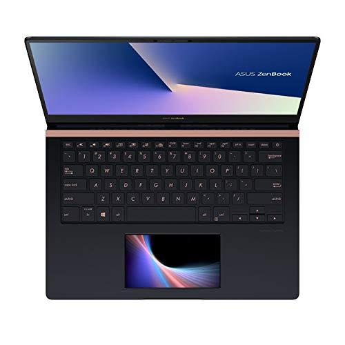 """Asus Zenbook Pro Ux480Fd-Be021T Blu Computer Portatile 35,6cm (14"""") 1920x1080 Pixel 1,8ghz Intelâ Core⢠I7 Di Ottavagenerazione I7-8565U"""